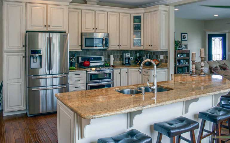 Kitchens | Summit Pointe Builders