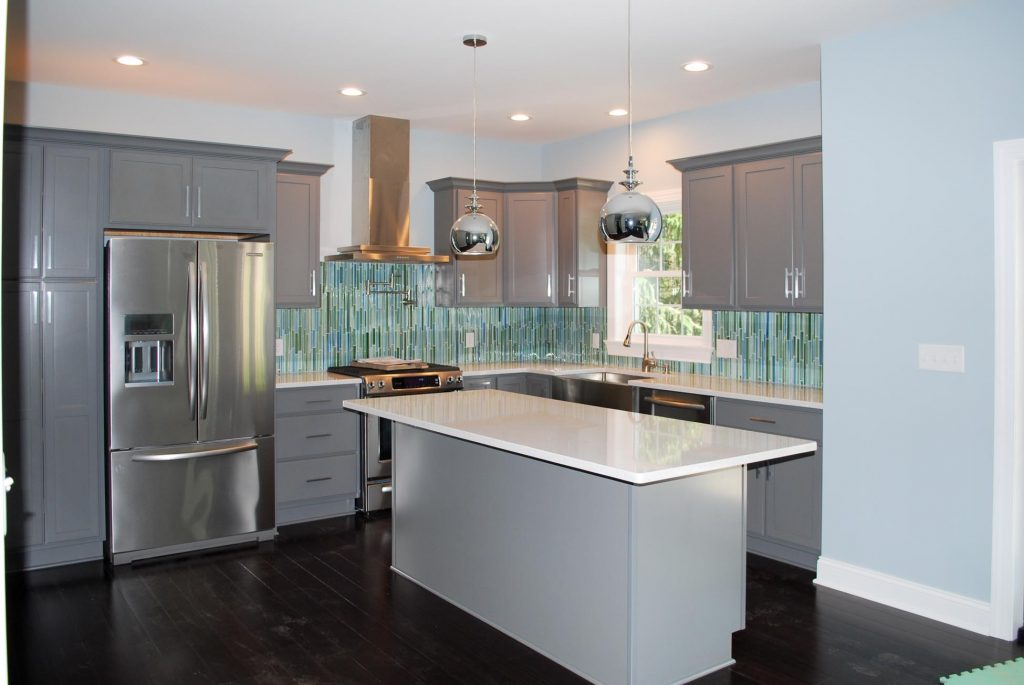 Kitchen Interiors | Summit Pointe Builders