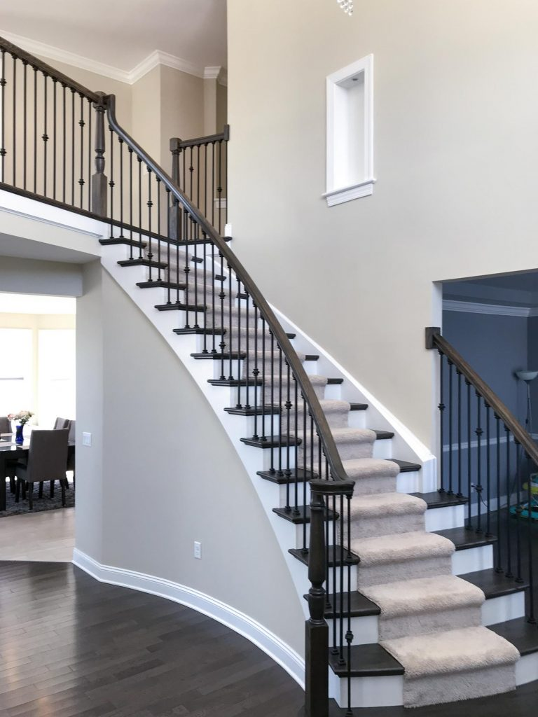 Stairs Interiors | Summit Pointe Builders