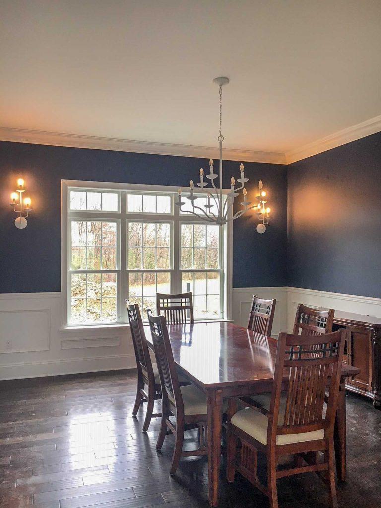 Dining Room | Summit Pointe Builders