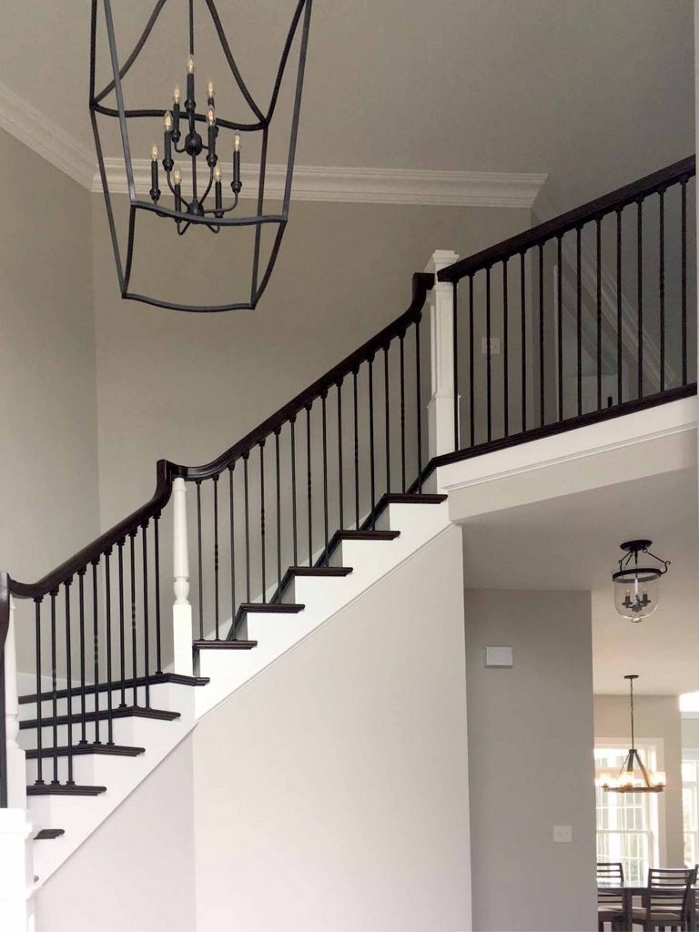 Staircase | Summit Pointe Builders