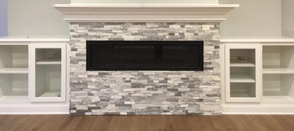 fireplace | Summit Pointe Builders