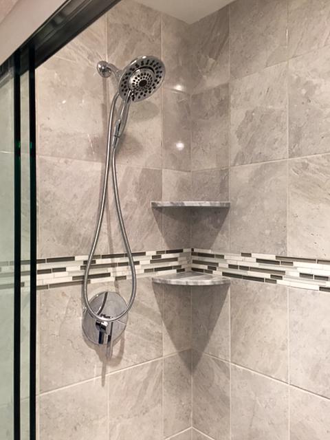 Shower   Summit Pointe Builders