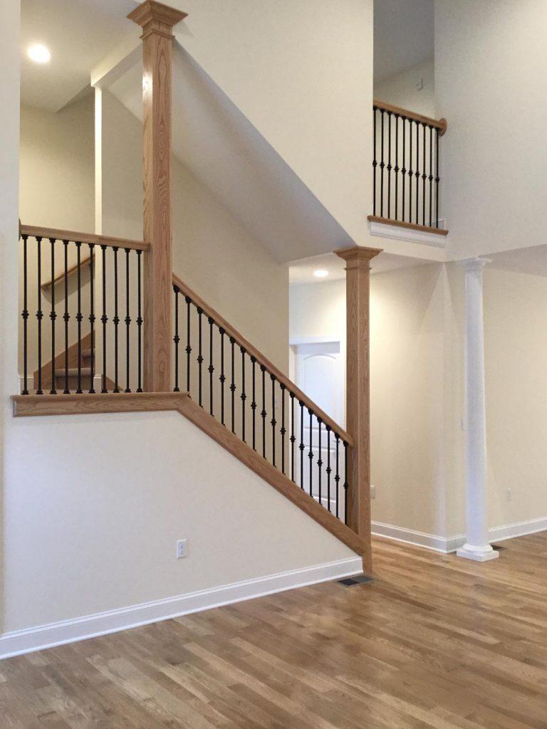 Stairs | Summit Pointe Builders